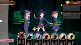 Party Roster LWA CoT