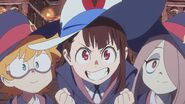 Lotte with Akko and Sucy