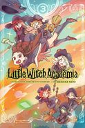 Little witch academia vol.3