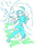 Diana illustration for LWA TV series by LWA animator Kengo Saito (斉藤健吾) @kengo1212