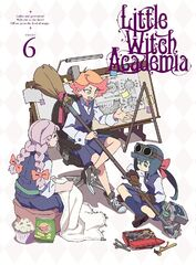 Little Witch Academia - Volume 6