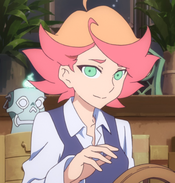 Amanda Oneill Little Witch Academia Wiki Fandom Powered By Wikia