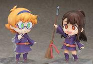 Lotte Nendoroid with Akko