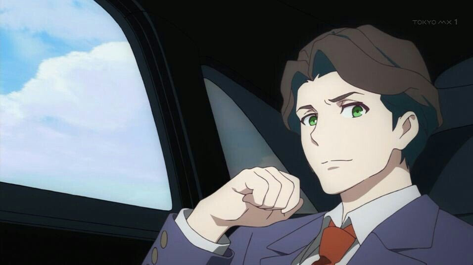 Andrew Hanbridge Little Witch Academia Wiki Fandom Powered By Wikia