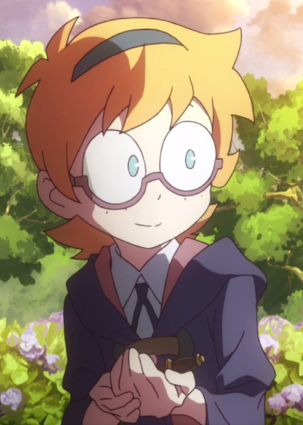 Lotte Jansson Little Witch Academia Wiki Fandom Powered By Wikia