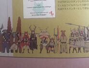 Wild Hunters Designs from LWA Chronicle Book