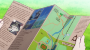 Akko's brochure in ep 1