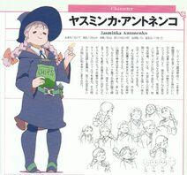 Jasminka Chronicle Book
