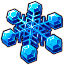 Frosted Snow Spellgem LWA CoT