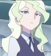 Diana Cavendish anime series