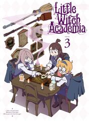 Little Witch Academia - Volume 3