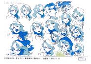 Diana Anime Concept Design 4 LWA