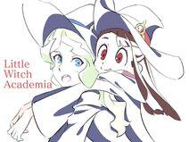 Akko and Diana by LWA Assistant Animation Director Kengo SAITŌ @kengo1212