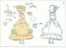 Lotte With Cinderella Set Concept Design LWA