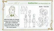 Catherine Concept Design a LWA