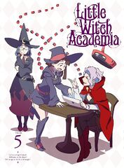 Little Witch Academia - Volume 5