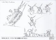 Nicholas and Deer Concept Design LWA