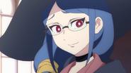 Professor Ursula smile