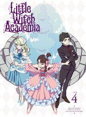 Little Witch Academia - Volume 4