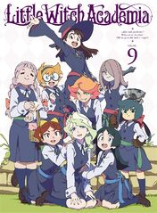 Little Witch Academia - Volume 9