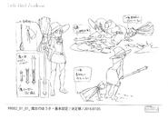 Flying Broom Anime Concept Design 1 LWA