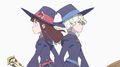 Akko and Diana in Mind Conductor.png