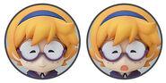 Lotte Nendoroid face options