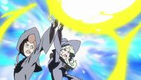 Diana y Finnelan activan el hechizo Luna Lana LWATEP