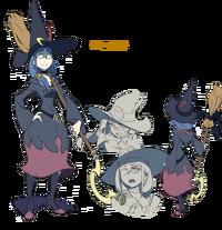 Maestra Ursula descripción oficial del anime