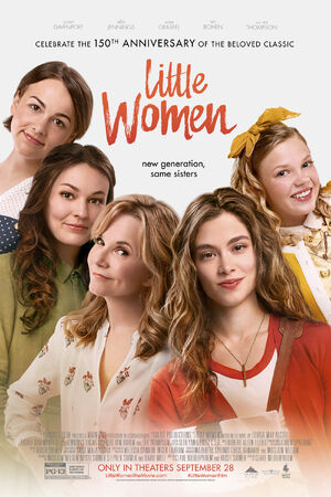 Little Women 2018 Poster