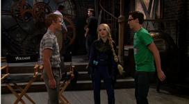 Josh, Liv and Joey
