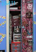 Liv's locker
