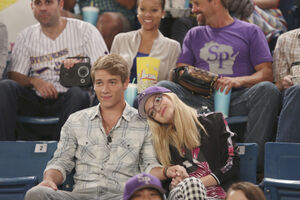 Maddie and Josh