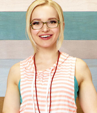 how old is parker from liv and maddie now