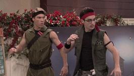 Josh & Joey as Max & Jax