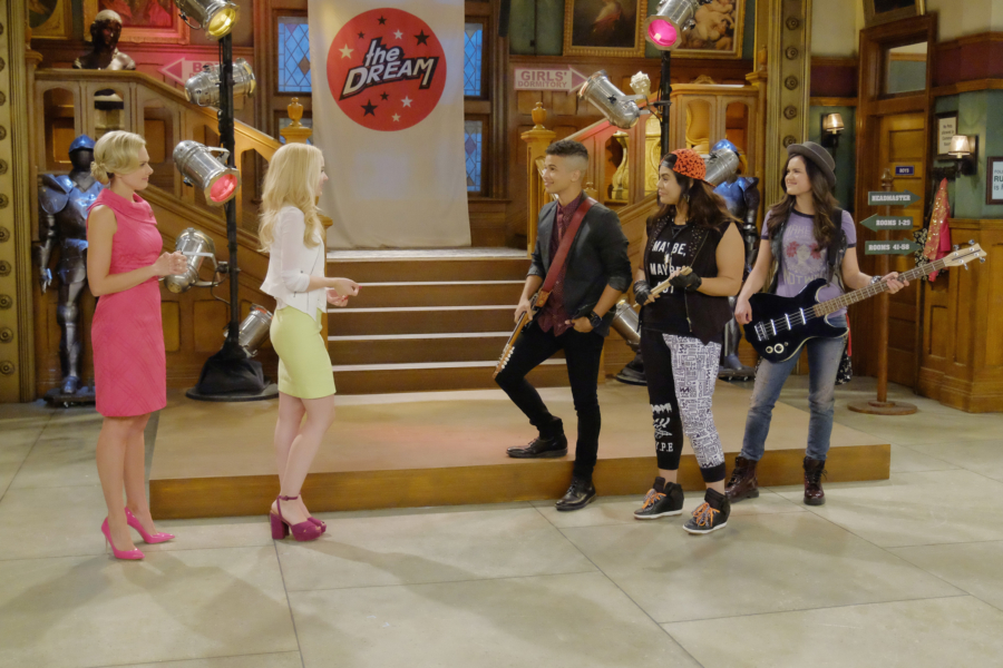 Voice-A-Rooney | Liv and Maddie Wiki | FANDOM powered by Wikia