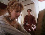 Jennifer Jason Leigh and Kali Rocha; The Love Letter