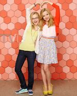 Liv and maddie s2 duo