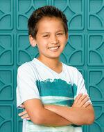 Parker promotional pic 1