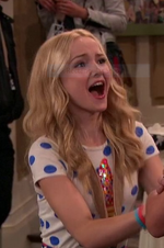 Liv is Excited!