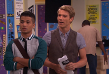 Holden and Josh