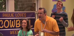 Karen and Pete open Cowbell Week