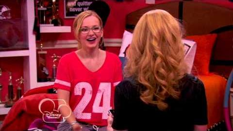 HD Liv Rooney (Dove Cameron) - On Top Of The World (Liv and Maddie Twin-A-Rooney)