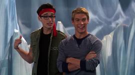 Josh and Joey