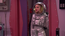 Liv in Space Costume