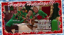 Liv and Artie Christmas Photos Joy To-A-Rooney 4