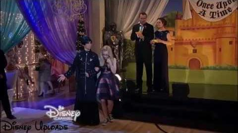 """What The What?!? Liv and Maddie """"Prom-A-Rooney"""" Exclusive Clip"""