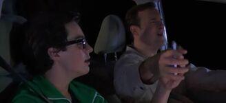 Pete swipes Joey's Phone; Sleep-a-Rooney