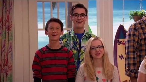 liv and maddie sorta sisters a rooney cast