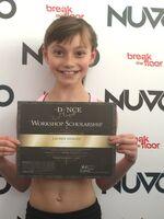 Lauren Donzis Dance Scholarship